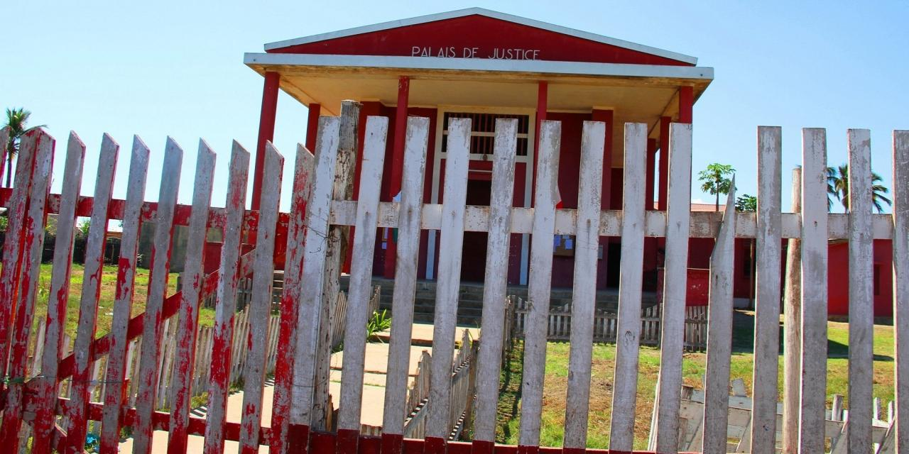 PALAIS DE JUSTICE MORONDAVA