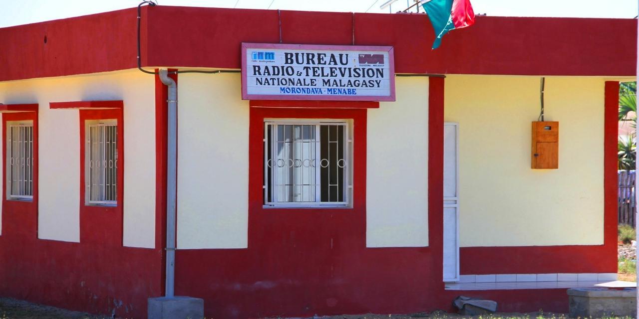 RADIO ET TELEVISION NATIONALE MALAGASY  MORONDAVA