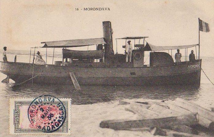 1936 bateau vapeu