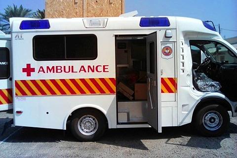 Ambulance morondava