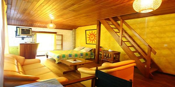 Baobab cafe chambre