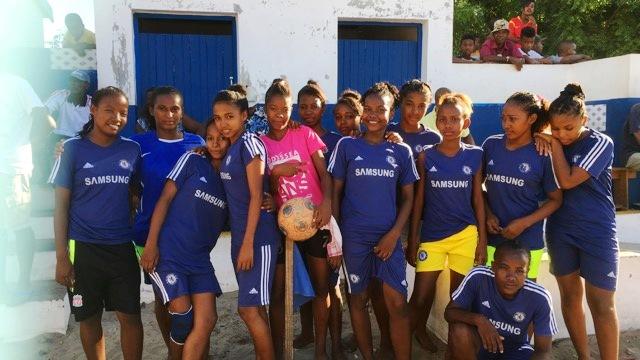 Beach soccer morondava 2017 TEAM AVARADROVA