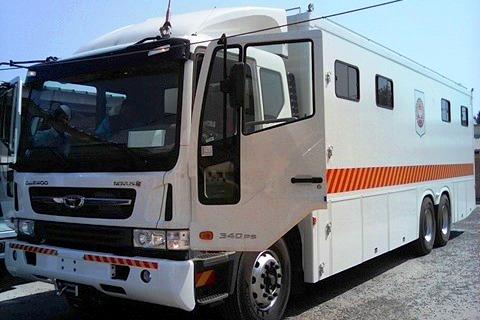 Clinique mobile morondava