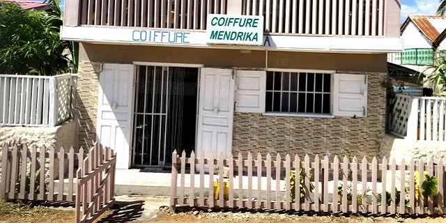 Coiffure mendrika morondava accueil
