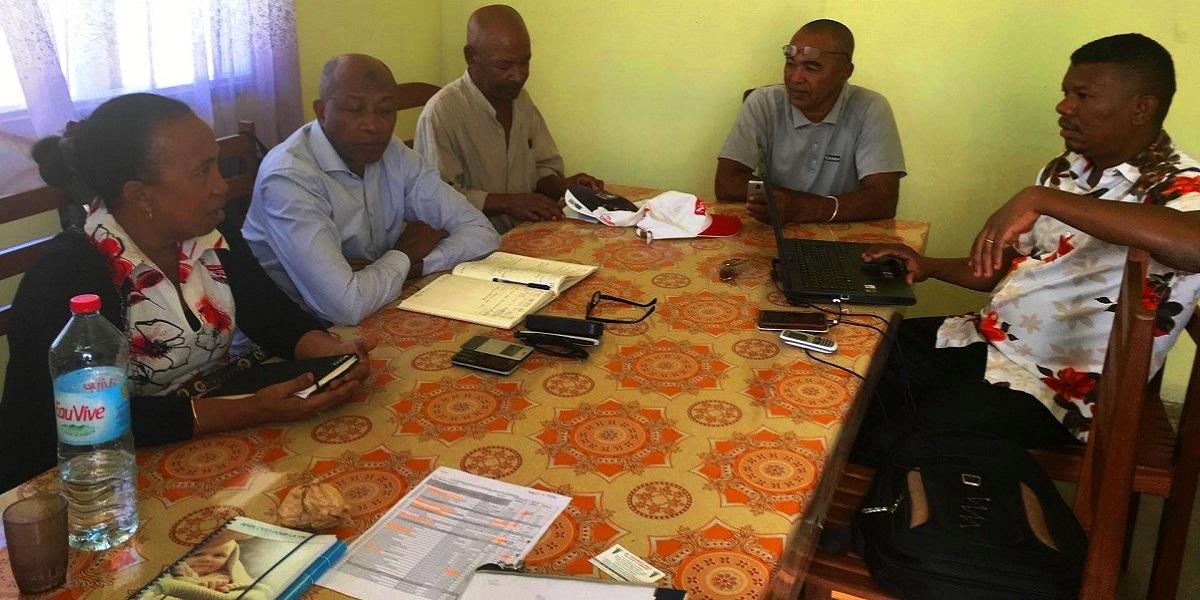 Conseil municipal morondava 2017