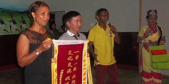 Dean guo weiping directeur de l yunnan opera theater