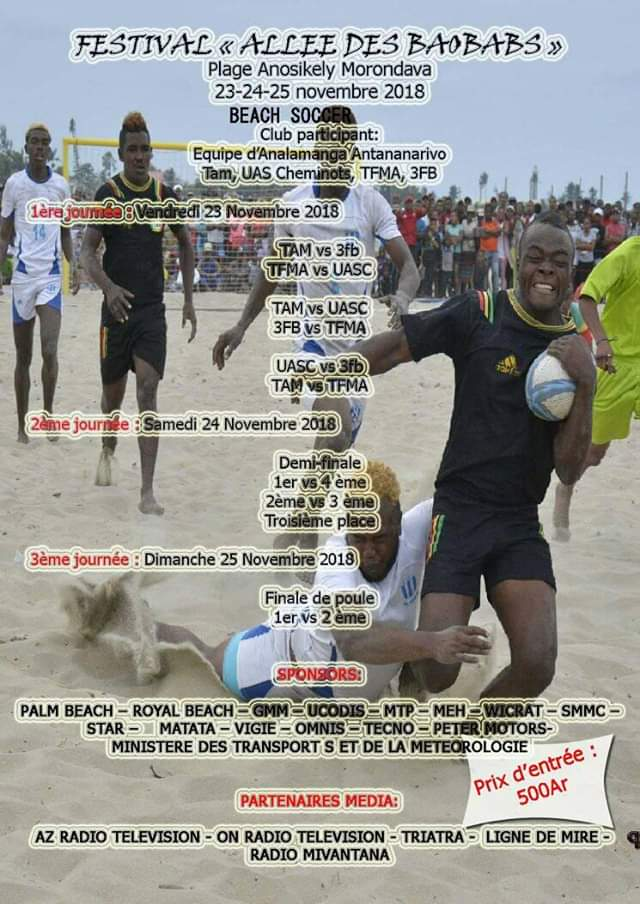 Festival allee des baobabs 4