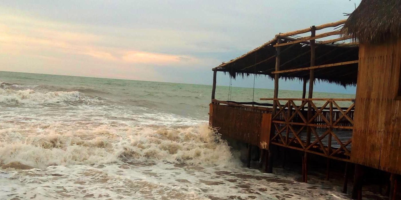 Forte maree morondava 1