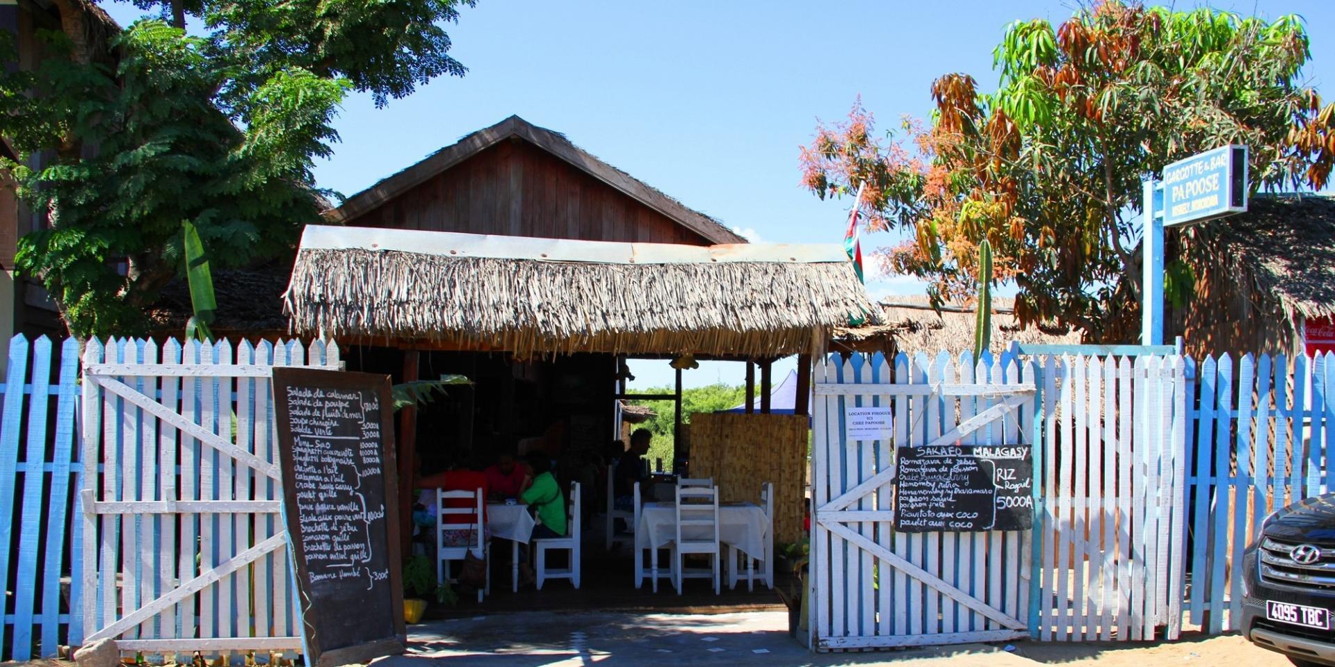 Le Chez Papoose Morondava