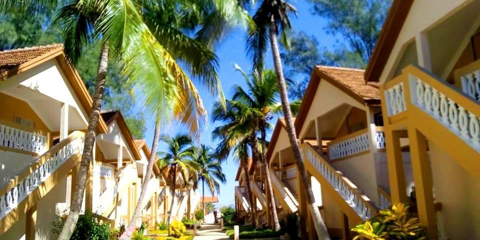 Hotel le lagon bleu morondava 1