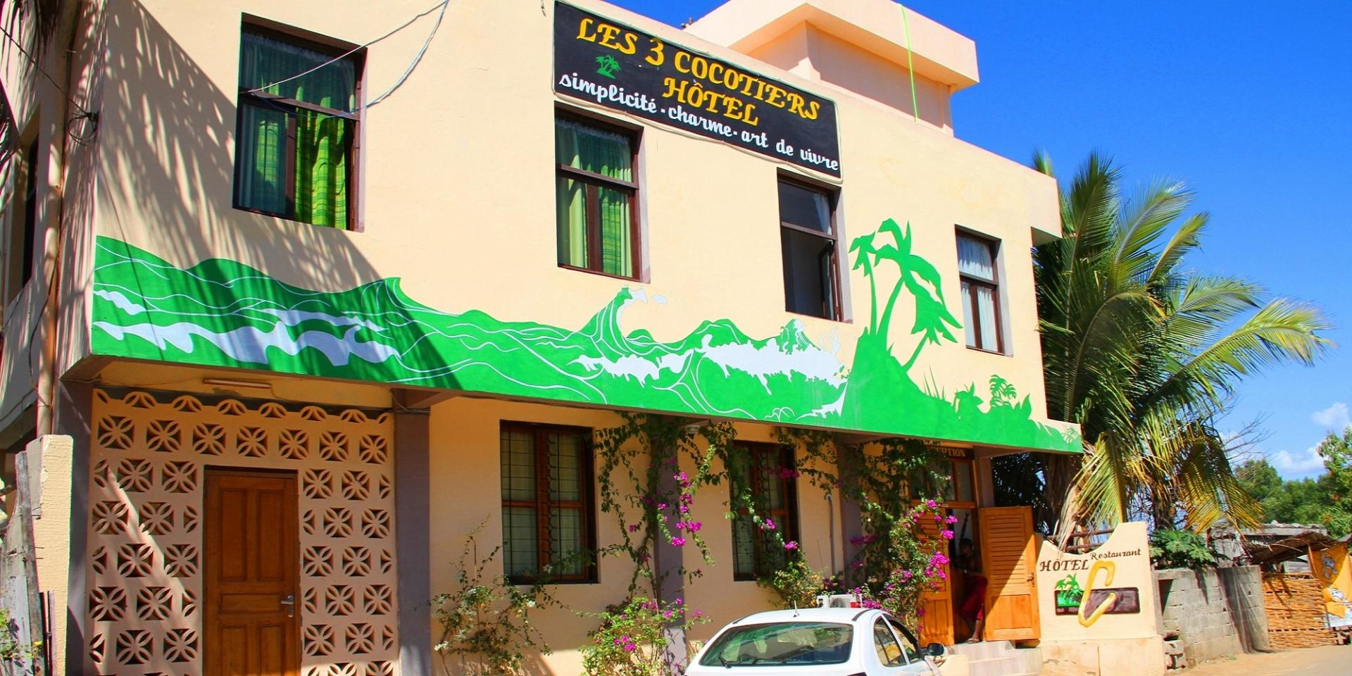 Hotel les 3 cocotiers 1