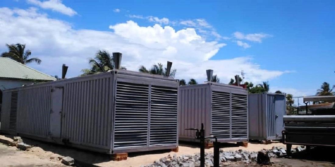 Hybride solaire jirama morondava