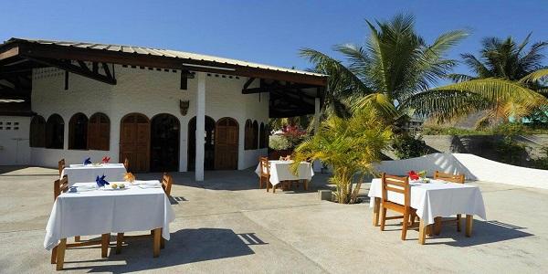 Le sun beach terrasse