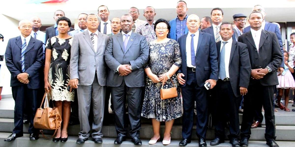 Les maires des grandes villes de madagascar