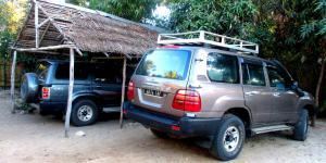 Location voiture 4x4 morondava