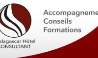 Logo madagascar hotel consultant