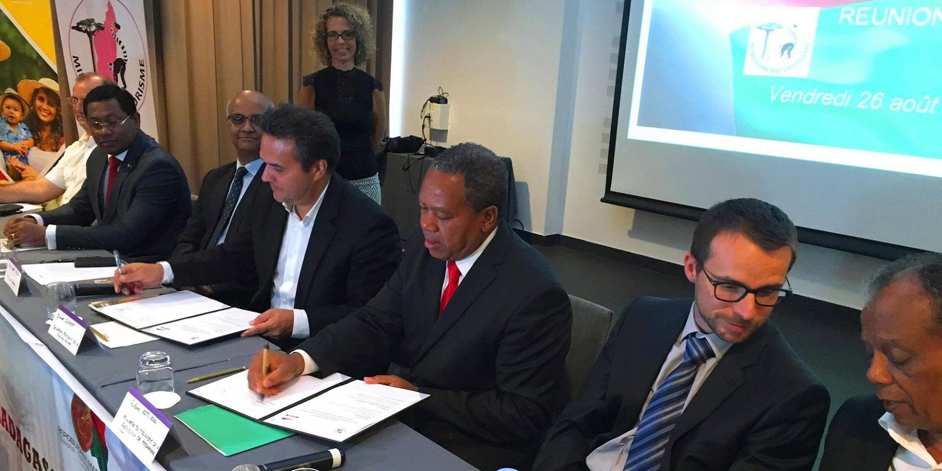 Madagascar « va faire un grand boom dans très peu de temps »