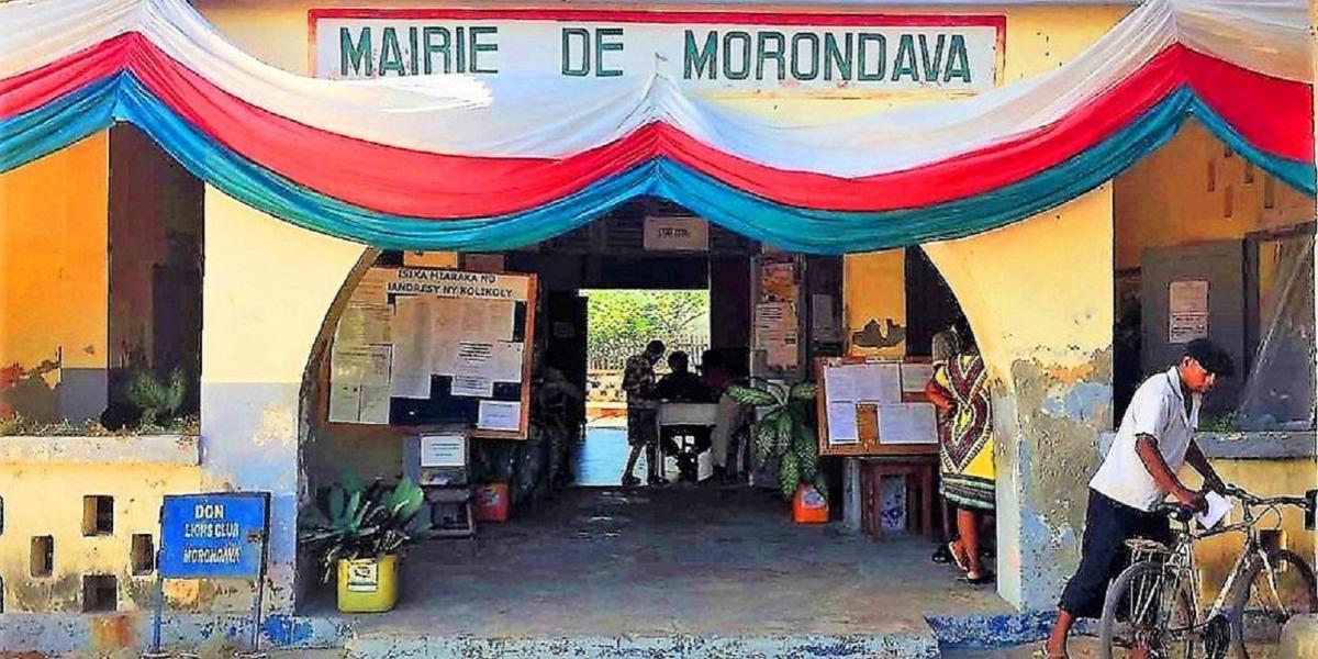 Mairie de morondava 1526 763