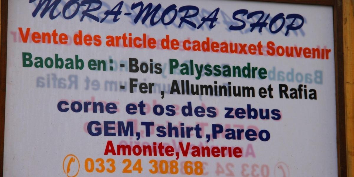 Moramora shop morondava 3
