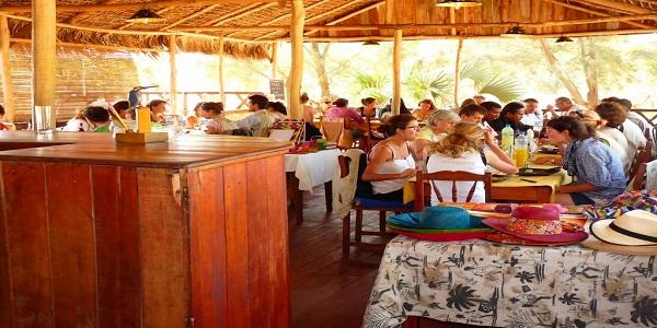 Restaurant Morondava Beach