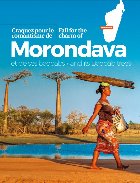 Morondava et ses baobabs page 109