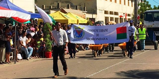 Morondava fete de l independance 2017