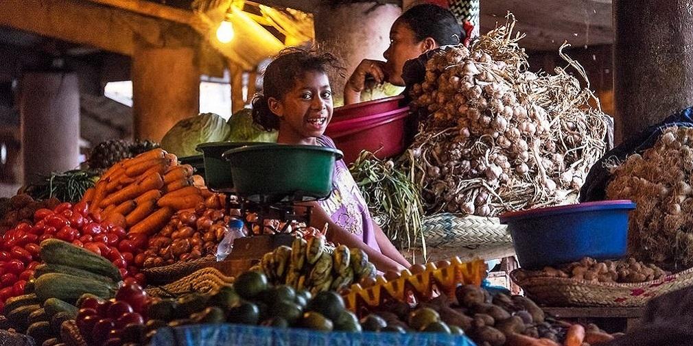 Morondava marché de namahora