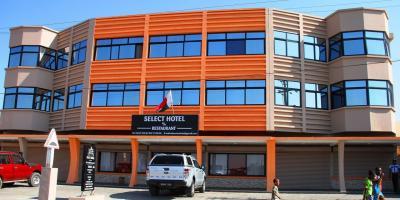 Morondava select hotel 1