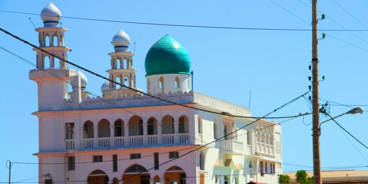 Mosquee morondava