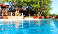 Olympe du bemaraha piscine