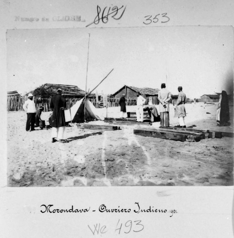 1901-Ouvrier indien
