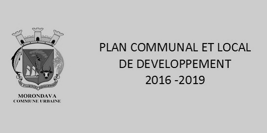 Plan comunal et local de developpement