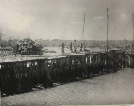 1935-Port au Charbon