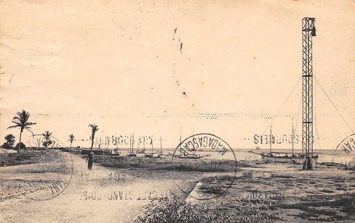 Port de morondava