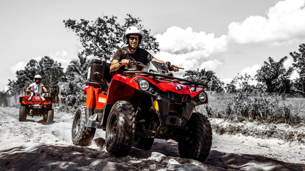 Rent 501 location de quad a morondava