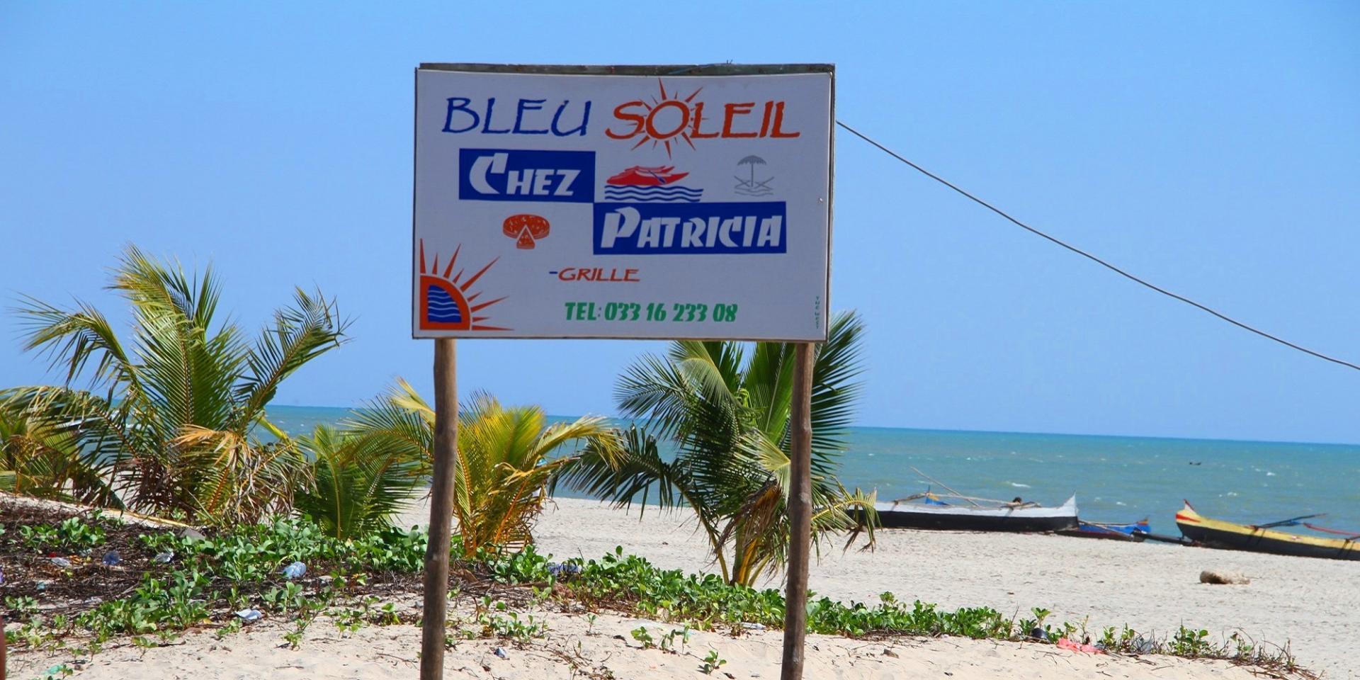 Restaurant bleu soleil 2000 1000