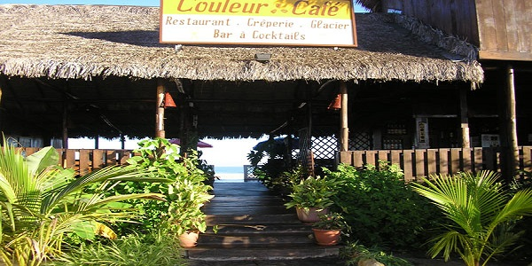Restaurant couleur cafe 2