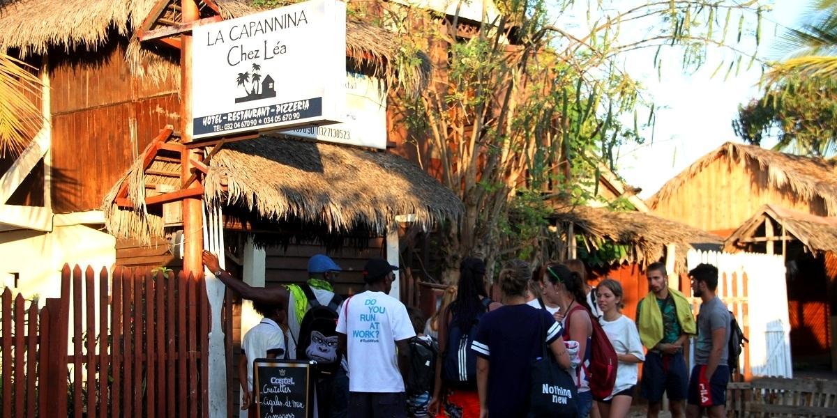 Restaurant la campanina 1