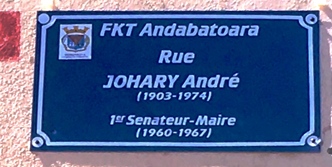 Rue johary andre morondava 1