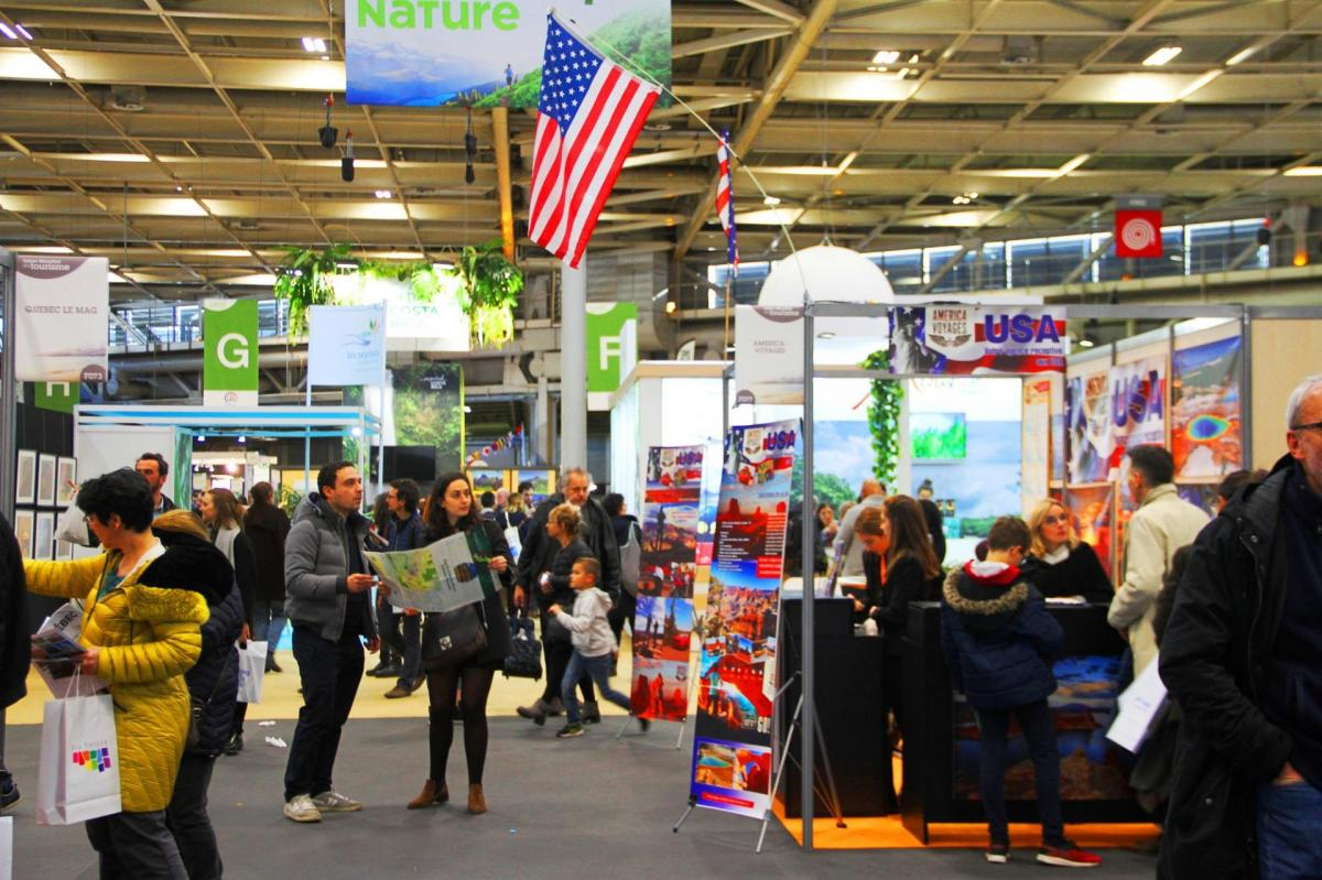 Salon mondial du tourisme paris 2019 2