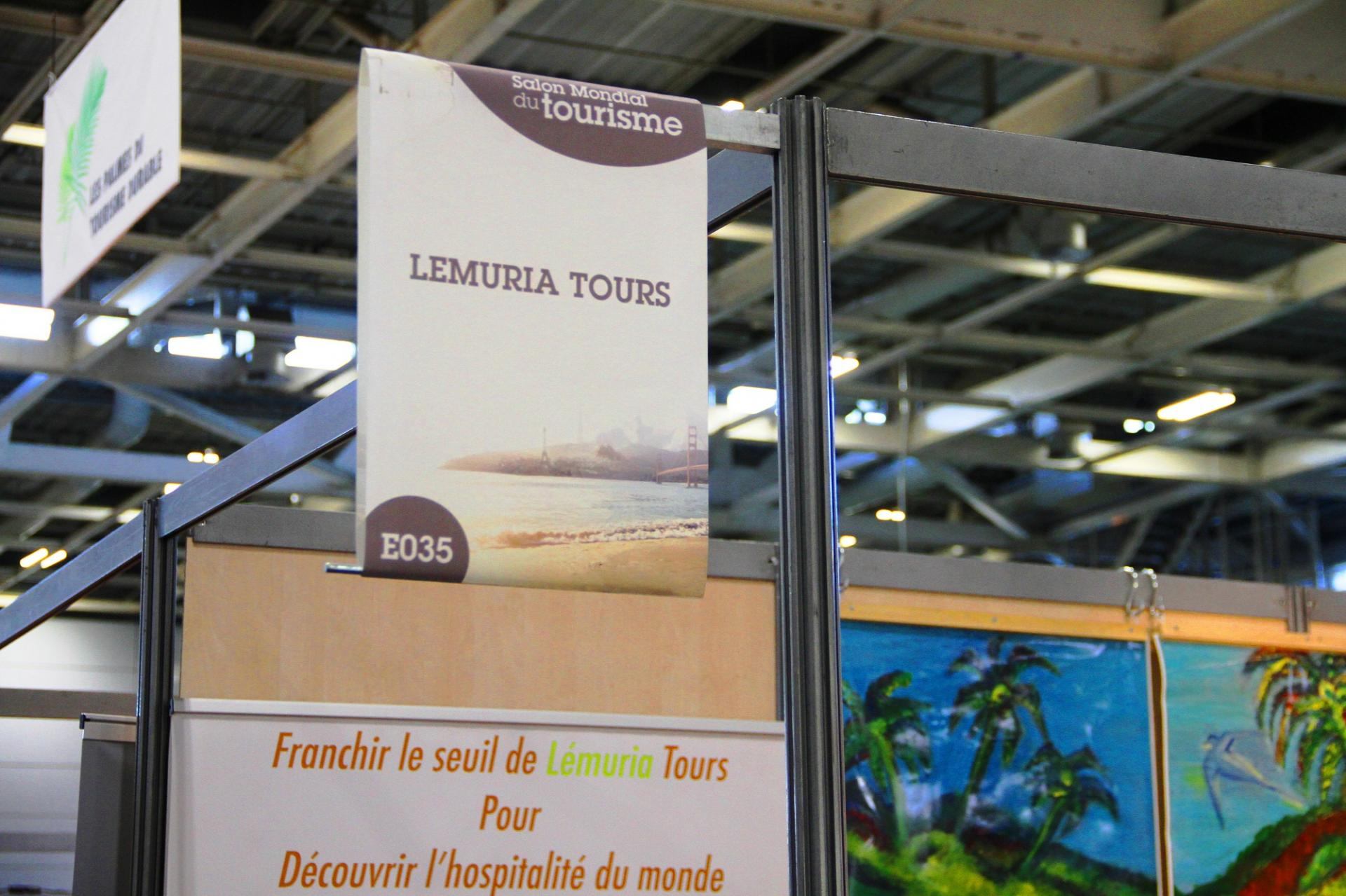SALON MONDIAL DU TOURISME PARIS