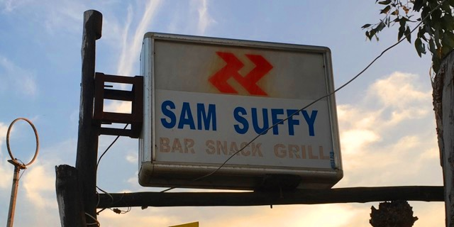 SAM SUFFY