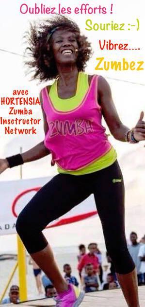 Zumba hortensia